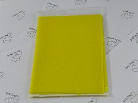 Filc żółty 40x30cm